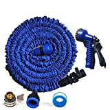 Novo Expansion pipe with nozzle, Blue (150ft)