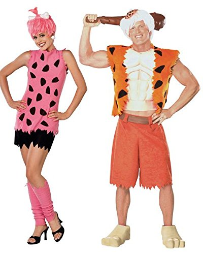 Pebbles Adult Costume - Small]()