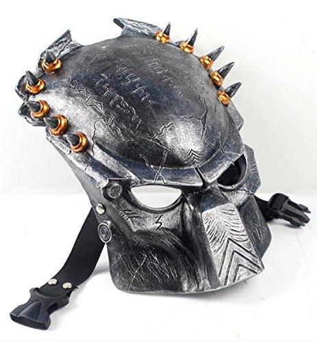 Gmasking Resin Avpr Predator Wolf Mask - Mask Replica Predator