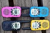 Long Distance Children's walkie-Talkie Toy Civilian Users Outside Machine Wireless Call boy Girl