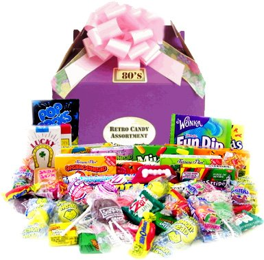 1980's Spring Time Memory Gift Box