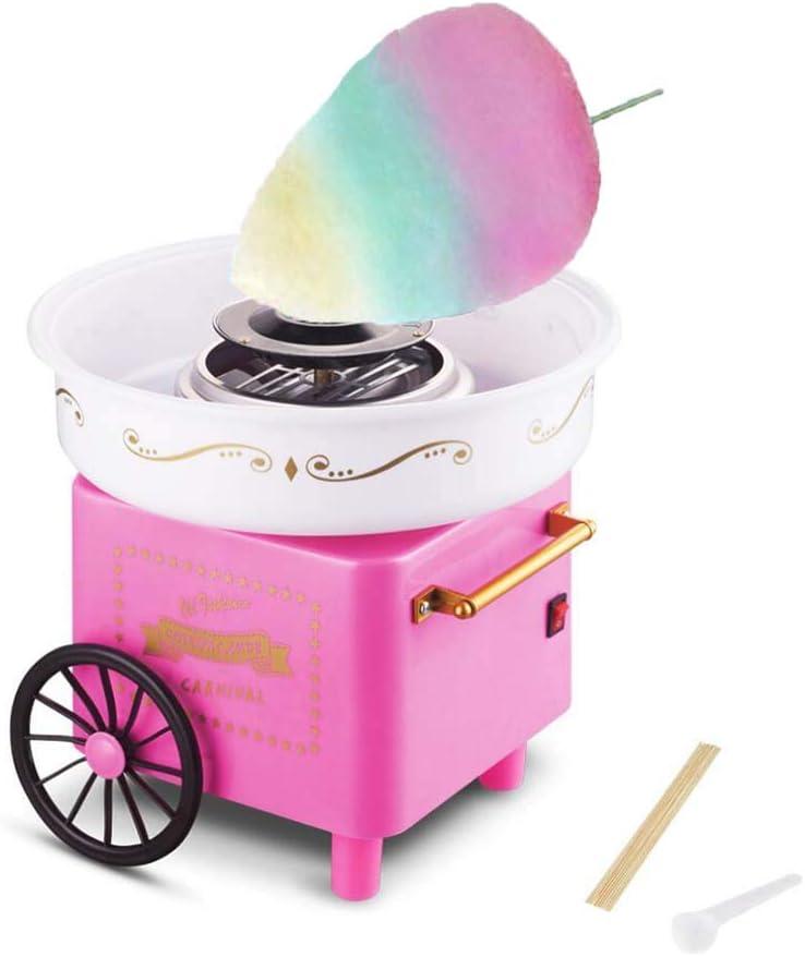 Cotton Candy Machine para Fiestas Cumpleaños, Máquina de Algodón ...