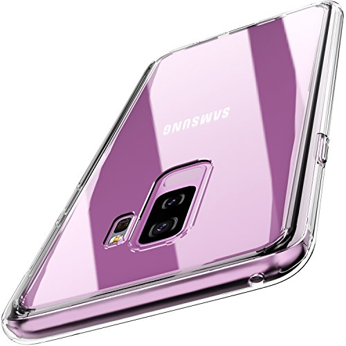 TOZO for Samsung Galaxy S9 Plus Case, PC + TPU...