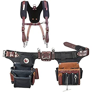 Occidental Leather 5036 SM Leather Pro Electrician Set Tool Belts
