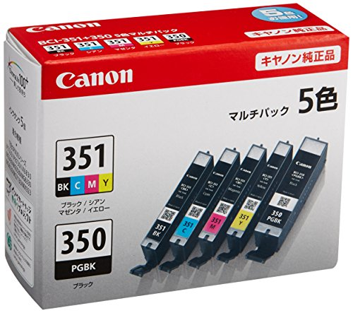 Canon ink BCI-351 + 3505MP