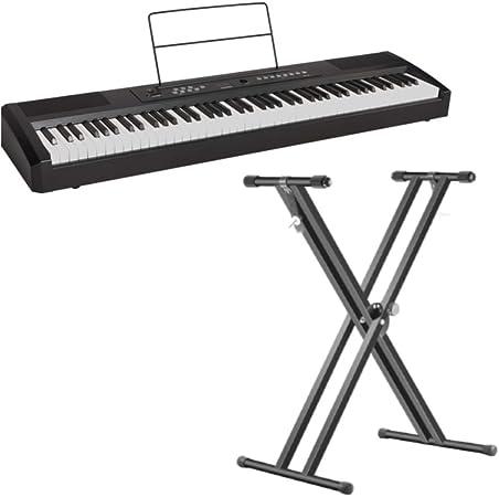 RINGWAY RP25 Stage Digital Piano - Piano digital de 88 teclas ...