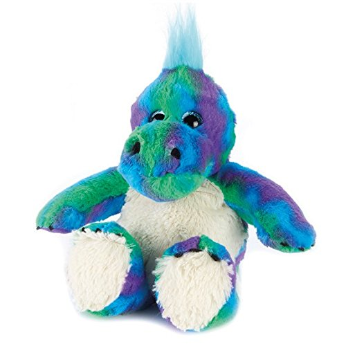 Warmies Cozy Plush Sparkly Limited Edition Dinosaur Microwaveable Soft Toy
