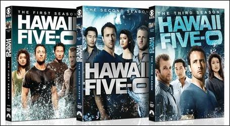 Hawaii Five-0: Seasons 1-3 - Buy Best Kona Hawaii