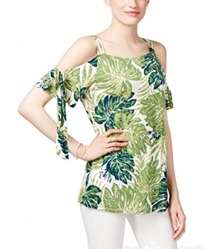 Picture of an INC International Concepts ColdShoulder Top