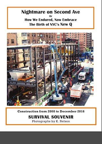 After decades of deliberation, the New York City MTA (Metropolitan Transit Authority) began the enormous task of extending the Q-train Subway, below busy Second Avenue. A Muck-house provided the method for bringing all the rubble from underground bla...
