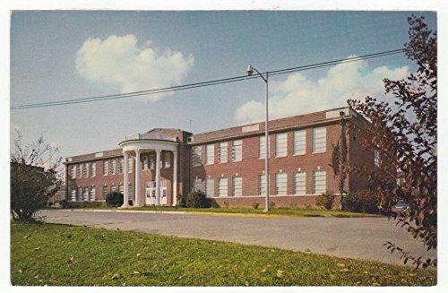 Hinds Junior College, Raymond, Mississippi Vintage Original Postcard #2742 - 1960's (Postcard Mississippi)