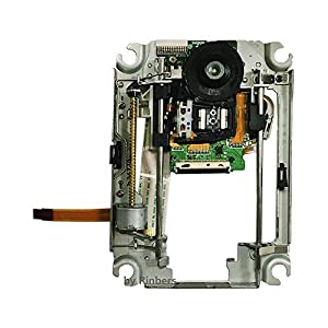 Rinbers® Blu-ray Laser Lens KES-450A with KEM-450AAA Deck Replacement for PS3 Slim CECH-2001A CECH-2001B CECH-2101A CECH-2101B