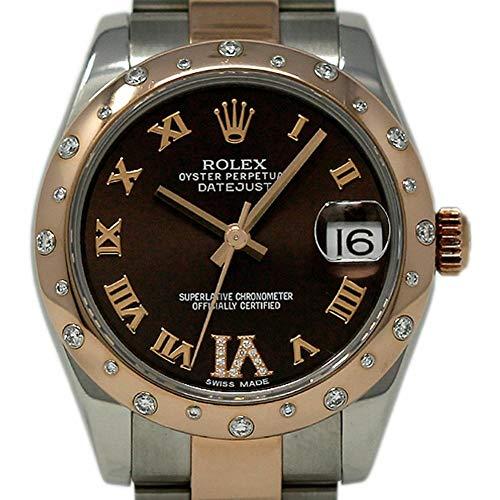 Rolex Datejust Swiss-Automatic Female Watch 178341 (Certified - Pl Watch Swiss
