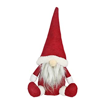 Christmas Gnomes.Amazon Com Amosfun Christmas Gnomes Figurines Scandinavian