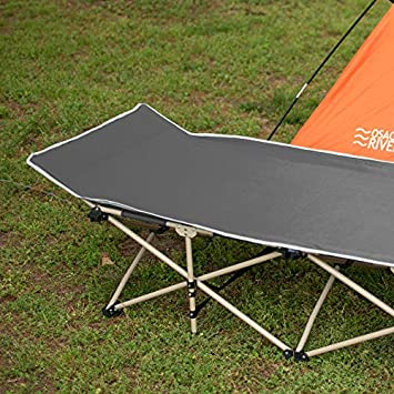Osage River Folding Camp Cot with Carry Bag