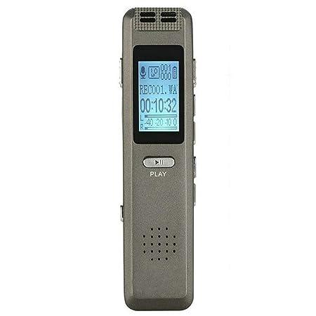 EGCLJ Lápiz De Grabación Digital USB - Stereo Support Pluma ...