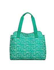 Ladies nylon bag/Middle aged Mummy bag/Mother bags/Shopping bag/Canvas bag-E