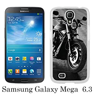 Popular Sale Samsung Galaxy Mega 6.3 Case,Harley Davidson VRSC DX Night Rod White Customized Picture Design Samsung Galaxy Mega 6.3 i9200 i9205 Phone Case