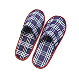 ZYY Disposable Slippers, Adult B&B Home Hotel Grate Slippers (50 Pairs)