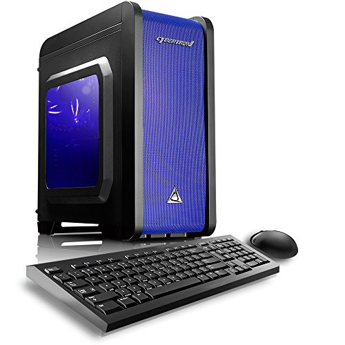 CybertronPC Electrum QS A6 Gaming Desktop