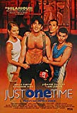 Just One Time 1999 U.S. One Sheet Poster