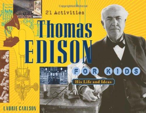 Thomas Edison Costumes Ideas - Thomas Edison for Kids: His Life