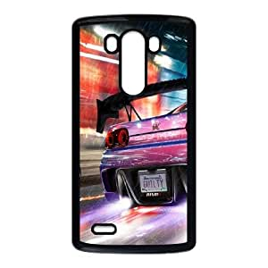 Need For Speed LG G3 Cell Phone Case Black cclc