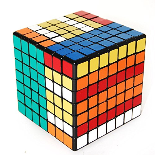 Shengshou Cube Puzzle, Speed Cube, the Best, Black