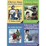 Cherry Ames Boxed Set 17-20