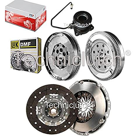 NATIONWIDE 2 PARTS CLUTCH KIT AND LUK DMF WITH FTE CSC 7426816668204: Amazon.es: Coche y moto
