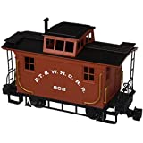"""Bachmann Industries Bobber Caboose - ET & WNC - Large """"G"""" Scale Rolling Stock"""