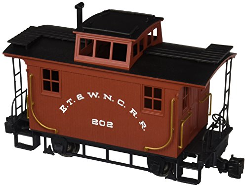 Bachmann Industries Bobber Caboose - ET & WNC - Large G Scale Rolling Stock
