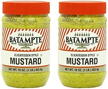 Top 4 hebrew national deli mustard