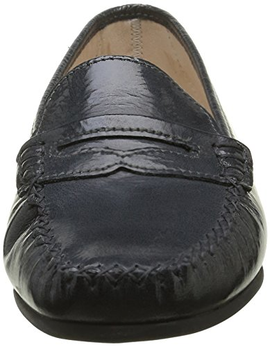 Noir Women's Loafers Johan Luxat Gris Noir g1qnIxwBp