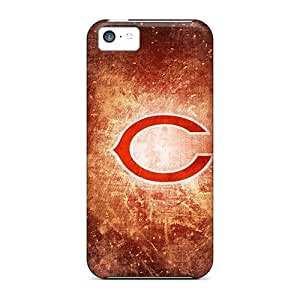pragmatic Hard For SamSung Note 4 Phone Case Cover (BWO1221gpXS) Support Personal Customs Stylish Chicago Bears Skin
