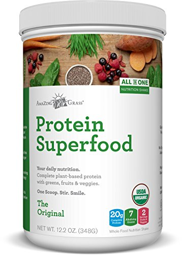 Amazing Grass Superfood Original Servings