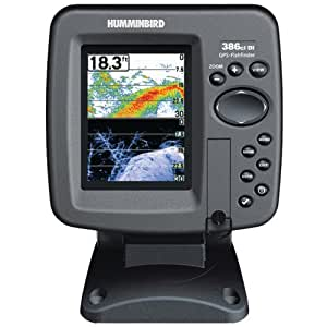 Humminbird 4090501  386Ci DI Combo Down Imaging with DualBeam Color Fishfinder and GPS
