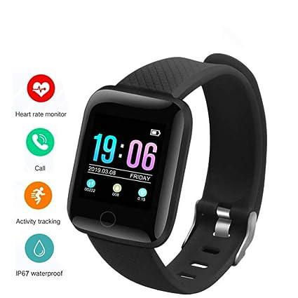 FRWPE Smart Watch Men IP 67 Monitor de presión Arterial ...