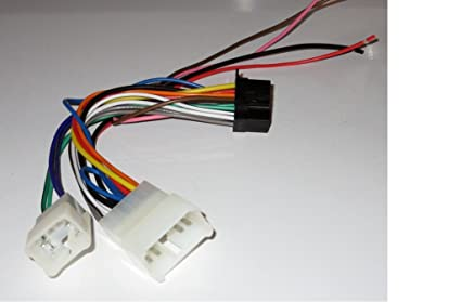 Amazon.com: Direct wire harness for Pioneer Headunits (fits Toyota