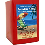 Senseo Single-Serve Pods for Senseo Soft Coffee Pod Brewers, Certified Organic Rain Forest Alliance Fair Trade Arabica Coffee, Surf's Up! Get-your-day-started Breakfast Blend, Box of 18 Pods