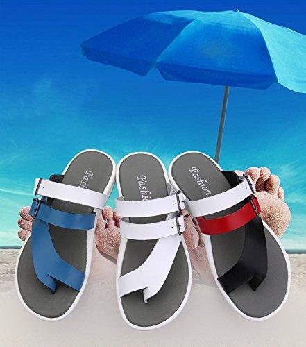 H Flops Flip Fashionable Slip Outdoor amp;W Summer On Blue HanWay Mens zpWqzd