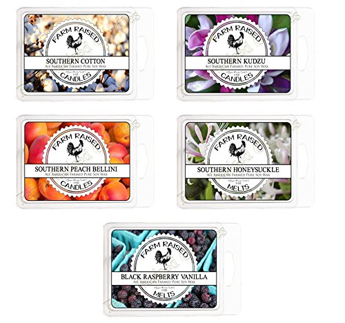 Southern Spring Breeze Variety Assorted Mix 5 Pack.100% All