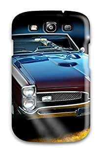 VOHpM9017peKiD Superface Awesome Case Cover Compatible With Galaxy S3 - Pontiac Gto 1967