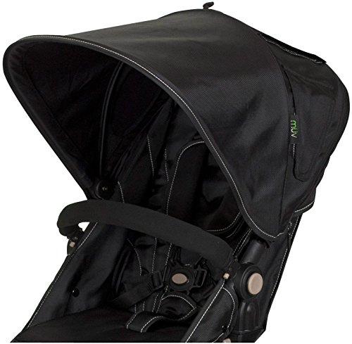 Muv Koepel Canopy - Mystic Black by Muv