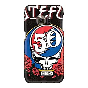 Great Hard Cell-phone Cases For Samsung Galaxy S6 (QZu2948UcJP) Support Personal Customs Fashion Grateful Dead Band Pictures
