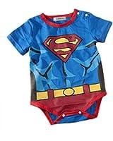 Stylesilove Super Heroes Baby Boy Costume Jumsuit