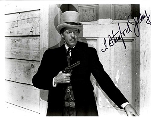 I. Stanford Jolley (d. 1978) Signed Autographed Vintage Glossy 8x10 Photo - COA Matching - Mall Stanford