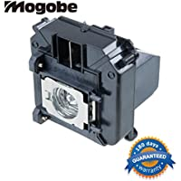 For ELPLP68 Replacement Projector Lamp with Housing for EH-TW5900 EH-TW5910 EH-TW6000 EH-TW6000W EH-TW6100 PowerLite Home Cinema 3010 HC3010e 3020 3D 3020e 3D by Mogobe