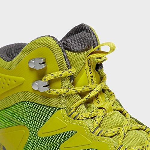 MD Zinc THE Homme Citronelle Green 4nt M Utra Randonnée FP Hautes GTX III Chaussures Gry de NORTH Vert FACE aRrwYa