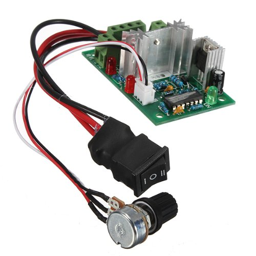PWM DC Motor Speed Switch Controller Con - 8a Motor Shopping Results